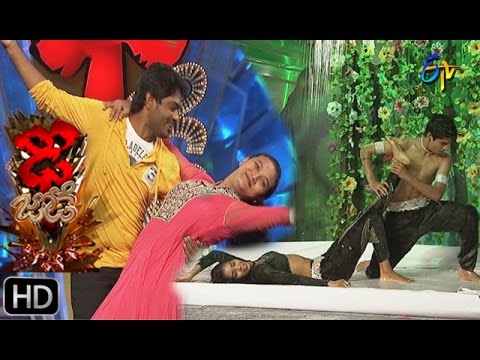 Dhee Jodi | 21st September 2016- Full Episode | ETV Telugu