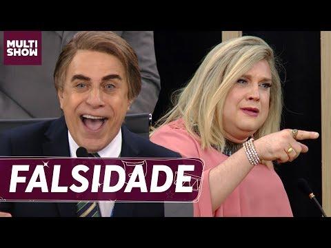 TOMSONARO e o fim da FALSIDADE no CONGRESSO | Multi Tom | Humor Multishow
