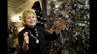 Merry Clinton and a Hillary New Year: