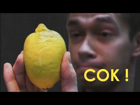 Как выжать сок из лимона соковыжималкой