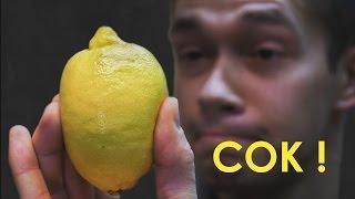 Как выжать лимон - БОЛЬШЕ сока 🍋