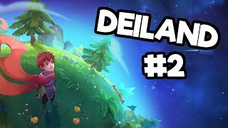 Deiland PC Gameplay Impressions #2 - Time to Fish!