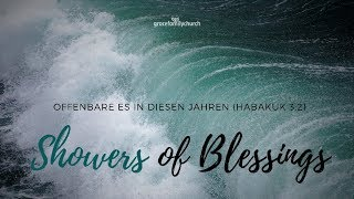 Showers of Blessings 2 - Erkenne Gottes Güte inmitten des Bösen - 13.01.2019