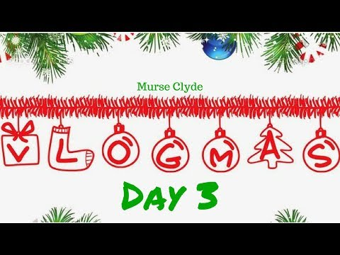 Vlogmas Day 3 | SMS (So much sushi) and drinks with the coworkers |