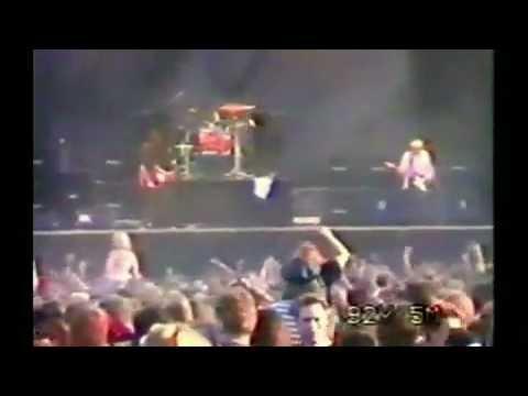 Nirvana  Swap Meet  Kansanpuisto Ruisrock, Turku, Finland 1992