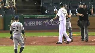 2009/07/20 Benches clear in Pittsburgh