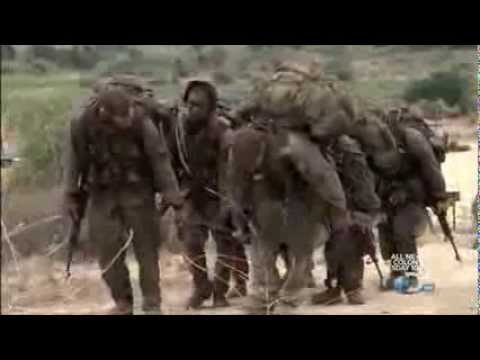 Surviving the cut - Recon marines