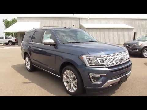 2019 Ford Expedition Platinum Review - Walk Around, Sit In, Messing with Buttons