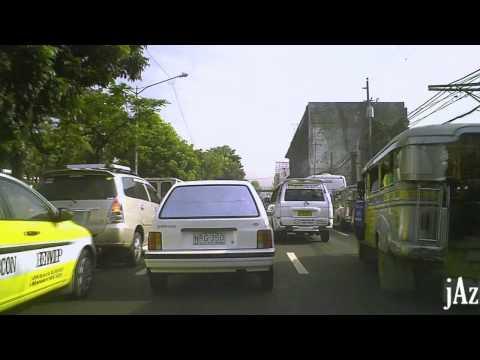 [HD] Quezon City Street Scenes (5) - Quezon Avenue (Part 2)