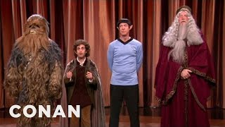 """The High Council Of Nerds Honor """"Game Of Thrones"""""""