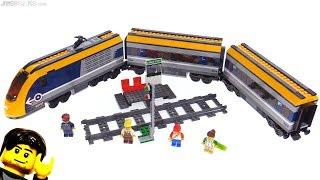 LEGO City 2018 Passenger Train set review! ???? 60197