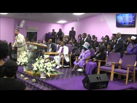 Bishop Shawn Bartley-30th Church Anniversary Celebration