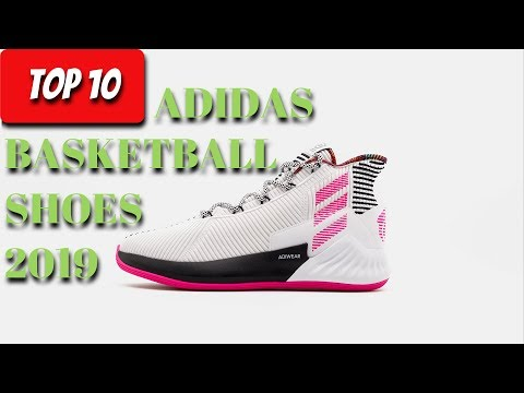 Top 10 Adidas Basketball Shoes 2019