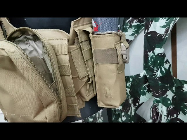 COLETE EMERSON GEAR  TAN - AIRSOFTS