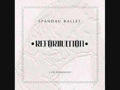 Spandau Ballet - Gold (Instrumental)
