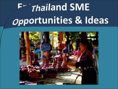 Thailand Business  Opportunities