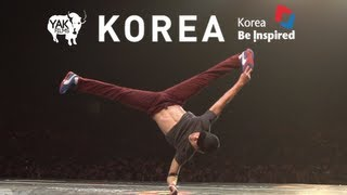 R16 slomo Bboy Crew Battle World Finals 2013 South Korea | YAK FILMS x SONY JAPAN