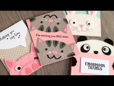 Popular Videos - Cardmaking & Paper embossing