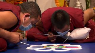 Healing Heart TV - Tibetan Monks Mandala