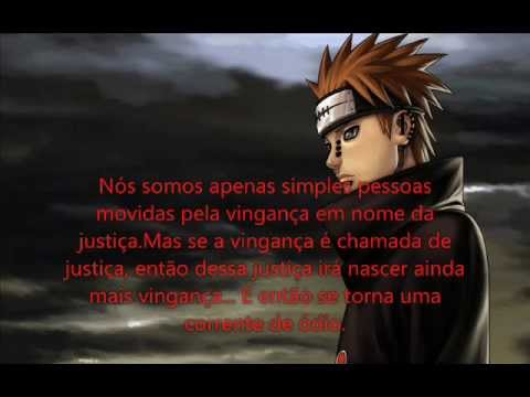 Naruto Quotes About Pain Wallpaper Frases Marcantes De Nagato Pain Wmv Youtube