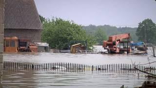 Powódź Słupiec (Gmina Szczucin)
