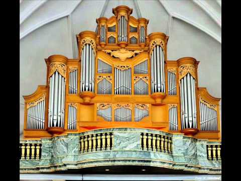 Fantasia And Fugue In G Minor BWV 542