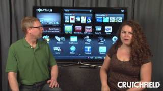 Introduction to Smart TV and Internet Ready TVs | Crutchfield Video