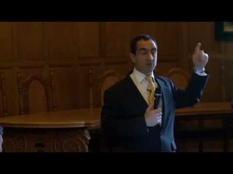 Phase Change and the Global Energy System - Lecture with Michael Liebreich