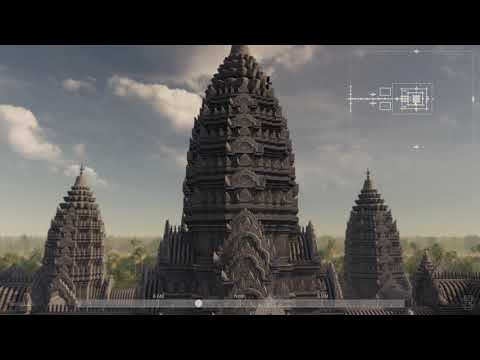Simulating 24 Hours at Medieval Angkor Wat