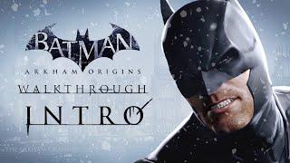 Batman: Arkham Origins –  Xbox One Walkthrough – Introduction