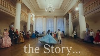 The story....  the Cinderella story...