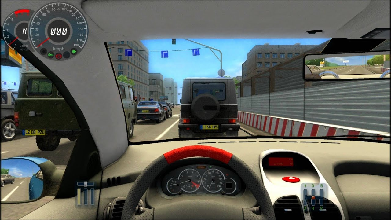 Car Simulator Games For Wii