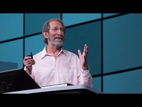 Esri UC 2017: Keynote Speaker—Dr. Geoffrey West