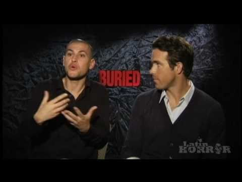 BURIED Interview [movie] LATIN HORROR I Edwin Pagán