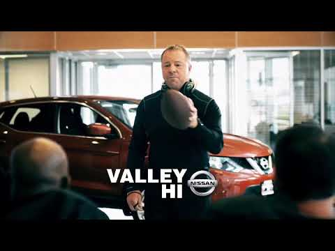 Valley Hi Nissan >> Valley Hi Nissan Commercial 2017 Youtube