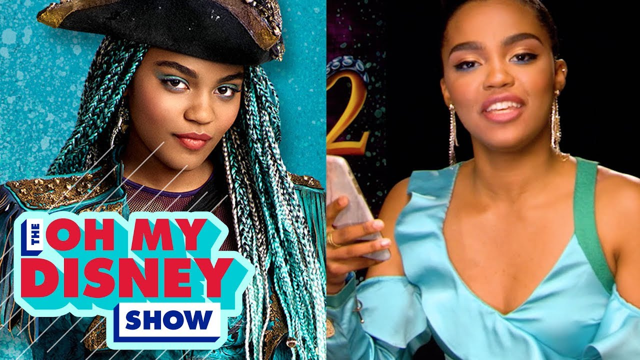 """China McClain Takes The """"How Evil Are You?"""" Quiz 