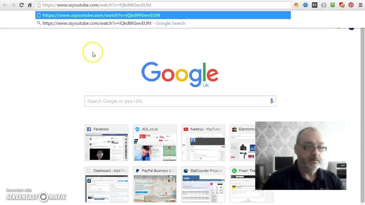 How to download a youtube video on your desktop on your pc youtube how to download a youtube video on your desktop on your pc ccuart Image collections
