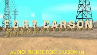 Investigaciones en el SA - Sonidos Extraños (PARTE 1): Fort Carson