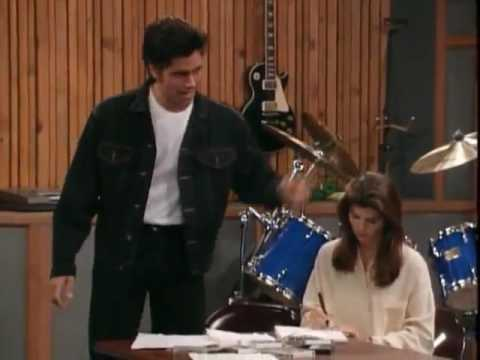 Full House-Danny and Viper on Guitar (Season 8, Episode :  To Joey With Love)