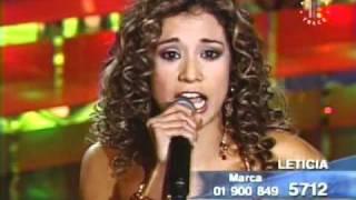 Nadia & Leticia - Paloma negra DDE 2