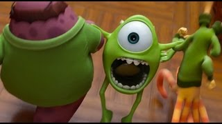 Monsters University - Now Playing In Theatres In 3D!