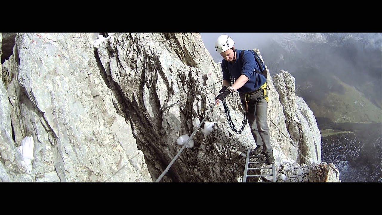 Fürenwand Klettersteig Unfall : Klettersteig braunwald unfall potenziell tödlicher