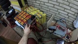 Вимір потужності підсилювача Ural Bulava bv 4.70