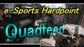 【BO3】e-Sports team scrim RushCLAN  Quadfeed!!