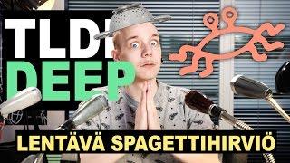 Lentävä spagettihirviö - TLDRDEEP