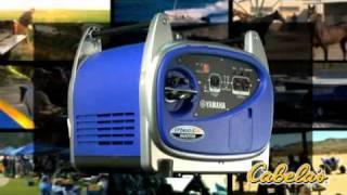 Yamaha® EF2400iSHC Portable Generator