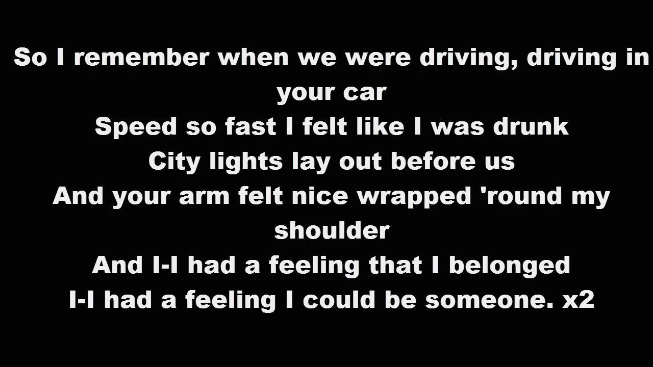 Fast Car (Jonas Blue Ft Dakota Remix
