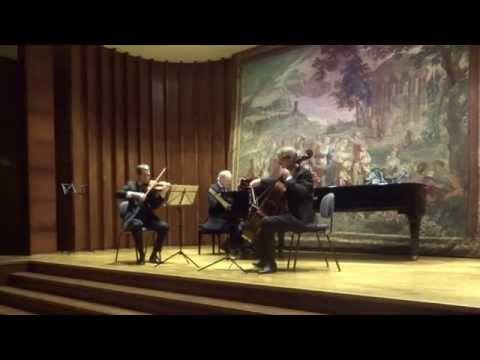 """""""Trio"""" - composed by Mathilde Kralik von Meyrswalden 1880"""