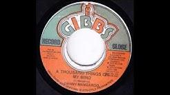 Danny Danny Mangaroo-A Thousand Things On My Mind (Joe Gibbs Record Globe)