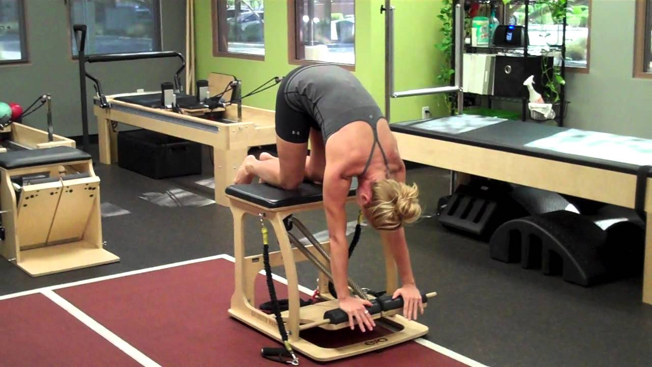 Balanced body pilates chair - Scottsdale And Phoenix Pilates Studio Cat On Pilates Chair Az Body Mechanics